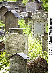 judío, cementerio