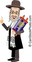 judío, libro