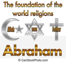 Judaism, Islam and Christianity - The foundation of the ...