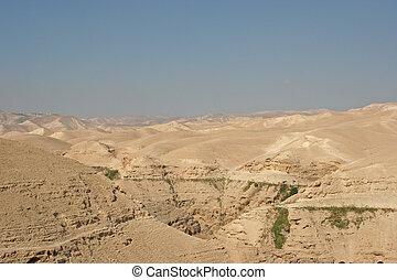 judea, 光景, イスラエル, 砂漠