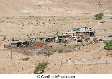 judea, 村, イスラエル, 砂漠