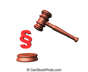 Judge Hammer 3D