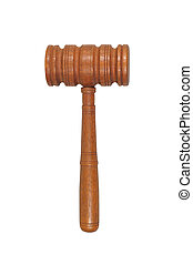 Judge\'s gavel