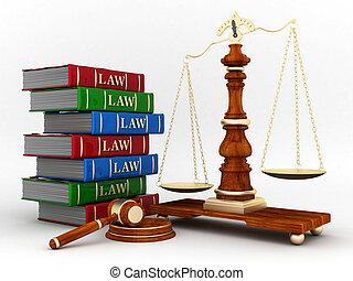 judiciaire, attirail