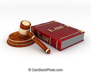 judicial, parafernalia