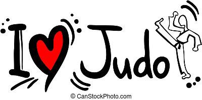 judo, amor
