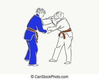 judo, apasionante