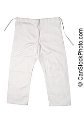 Judo pants