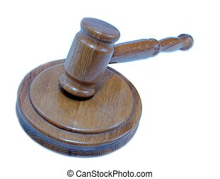 jueces, martillo