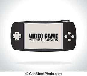 juego de video, diseño