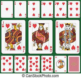 juego del corazón