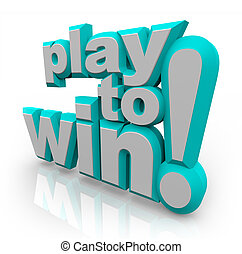 juego, victoria, actitud, determinación, palabras, positivo...