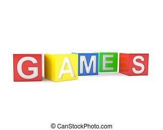 juegos, juguetes