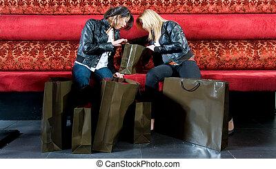 juerga de compras