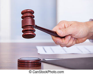 juez, macho, courtroom