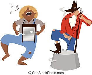 Hoedown Illustrations and Clipart. 107 Hoedown royalty ...
