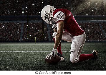 jugador, fútbol