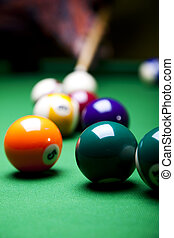jugador, snooker