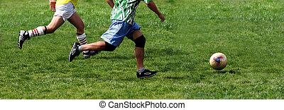 jugadores, futbol