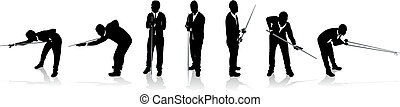jugadores, snooker
