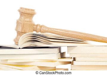 juge, étudier, jurisprudence, devenir