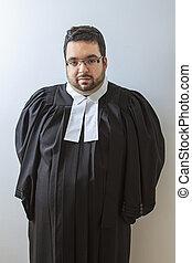 juge, mâle