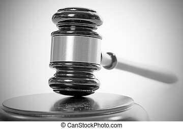 juge, marteau