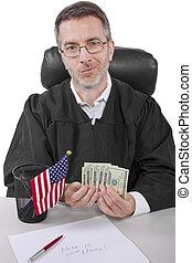 juge, mauvais