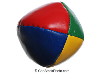 juggling, bola