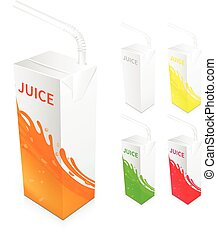 Juice Box Package