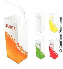 Juice Box Package