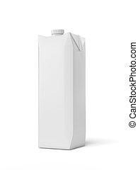 Juice Carton Package