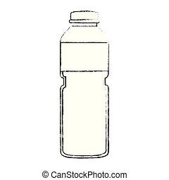 juice fruit bottle icon