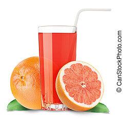 Juice, grapefrukt