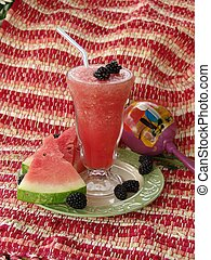 image of delicious fruit juice
