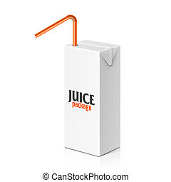 Juice or milk box