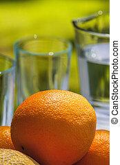 Juice oranges