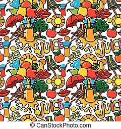 juice pattern