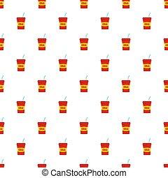 Juice pattern seamless