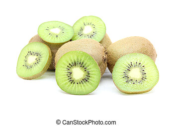 Juicy kiwi fruit