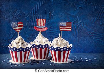 juillet, petits gâteaux, quatrième