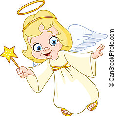 jul, ängel