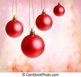 jul, agremanger, röd