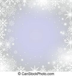 jul, baggrund, ind, pastel farve