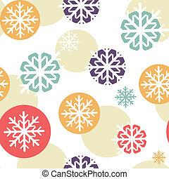 jul, bakgrund, med, vattenfärg, stripes, och, snöflingor