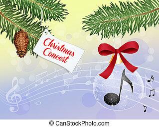 jul, konsert