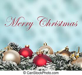 jul ornamenter, bakgrund