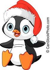 jul, pingvin