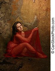 Julia - The image of the beautiful woman