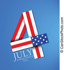 julio, 4